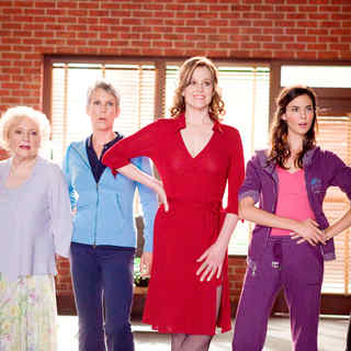 Betty White, Jamie Lee Curtis, Sigourney Weaver, Odette Yustman and Kristen Bell in Touchstone PicturesTouchstone's You Again (2010)