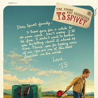 The Young and Prodigious Spivet photo