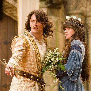 James Franco stars as Fabious and Zooey Deschanel stars as Belladonna in in Universal Pictures' Your Highness (2010) - yourhighness_pictures04