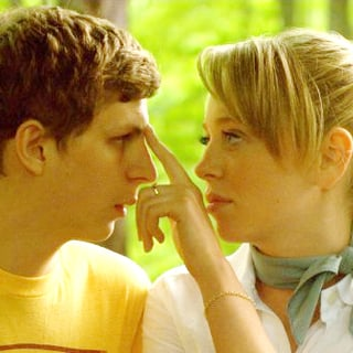 Youth in Revolt - Michael Cera stars as Nick Twisp and Portia Doubleday stars as Sheeni Saunders in Dimension Films' Youth in Revolt (2010)