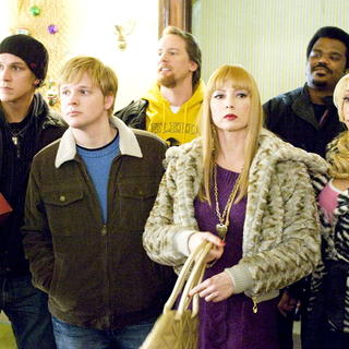 Jason Mewes, Ricky Mabe, Jeff Anderson, Traci Lords, Craig Robinson and Katie Morgan in The Weinstein Company's Zack and Miri Make a Porno (2008)