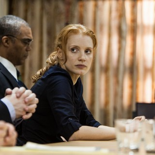 Jessica Chastain stars as Maya in Columbia Pictures' Zero Dark Thirty (2012)