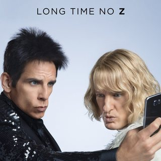 Poster of Paramount Pictures' Zoolander 2 (2016)