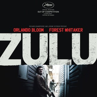 Poster of Pathe's Zulu (2013)
