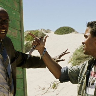 Forest Whitaker stars as Ali Sokhela in Pathe's Zulu (2013)
