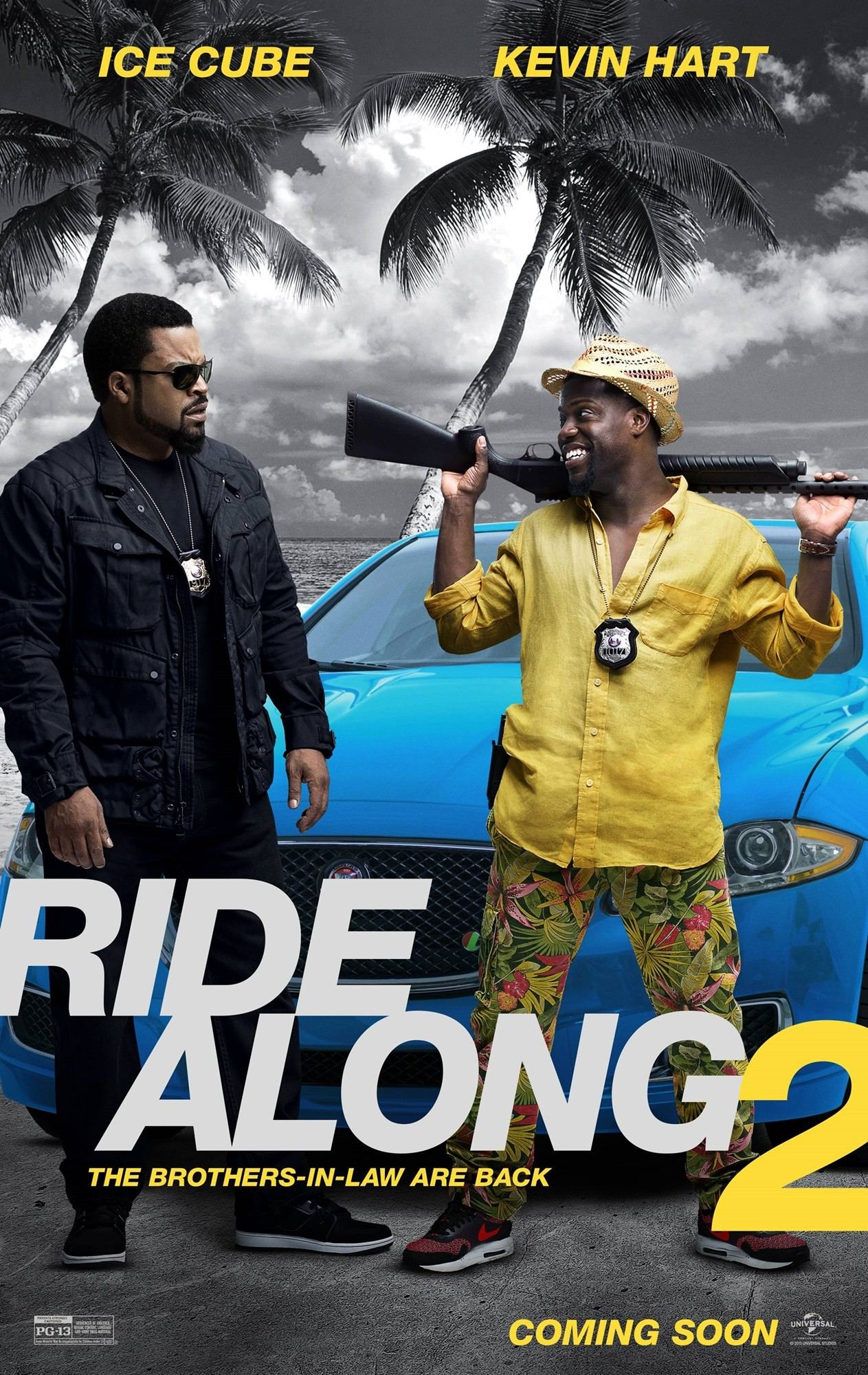 Poster of Universal Pictures' Ride Along 2 (2016)