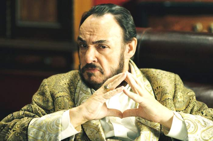 John Rhys-Davies as Viscount Mabrey in Walt Disney Pictures' Princess Diaries 2: Royal Engagement (2004)