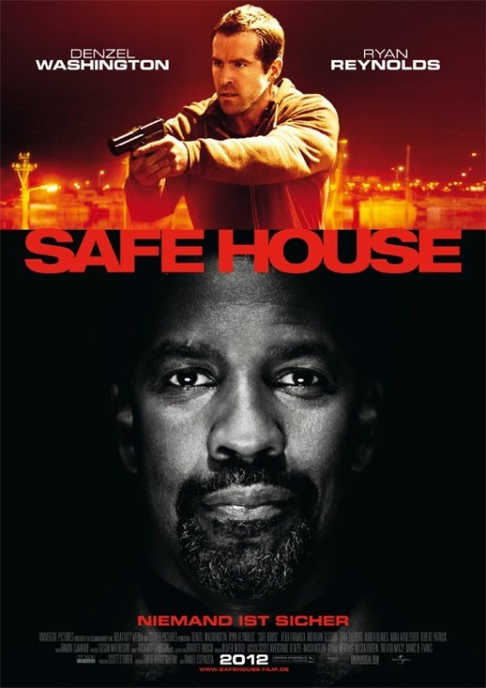 Poster of Universal Pictures' Safe House (2012)
