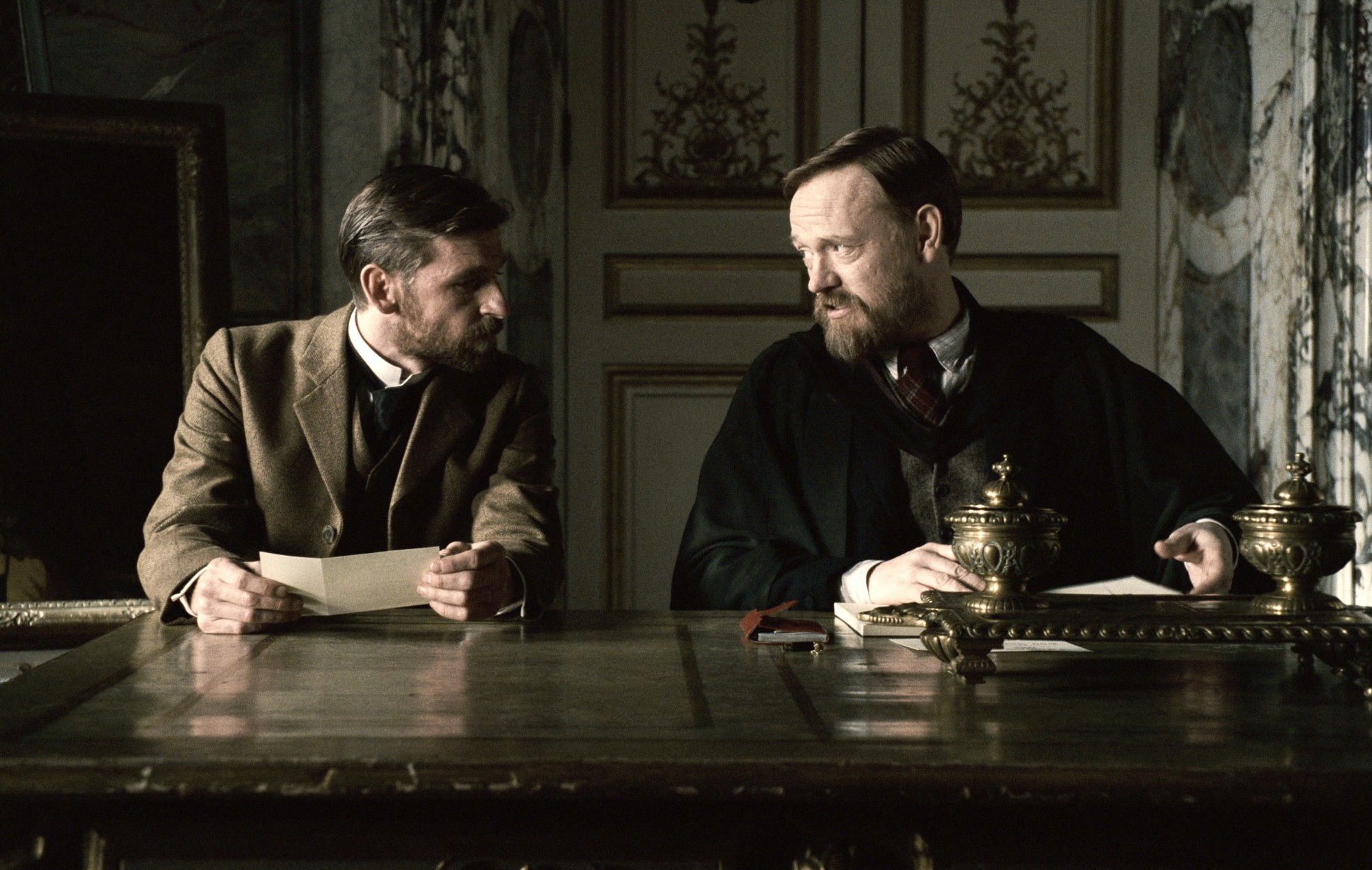 Jared Harris stars as Professor Moriaty in Warner Bros. Pictures' Sherlock Holmes: A Game of Shadows (2011)