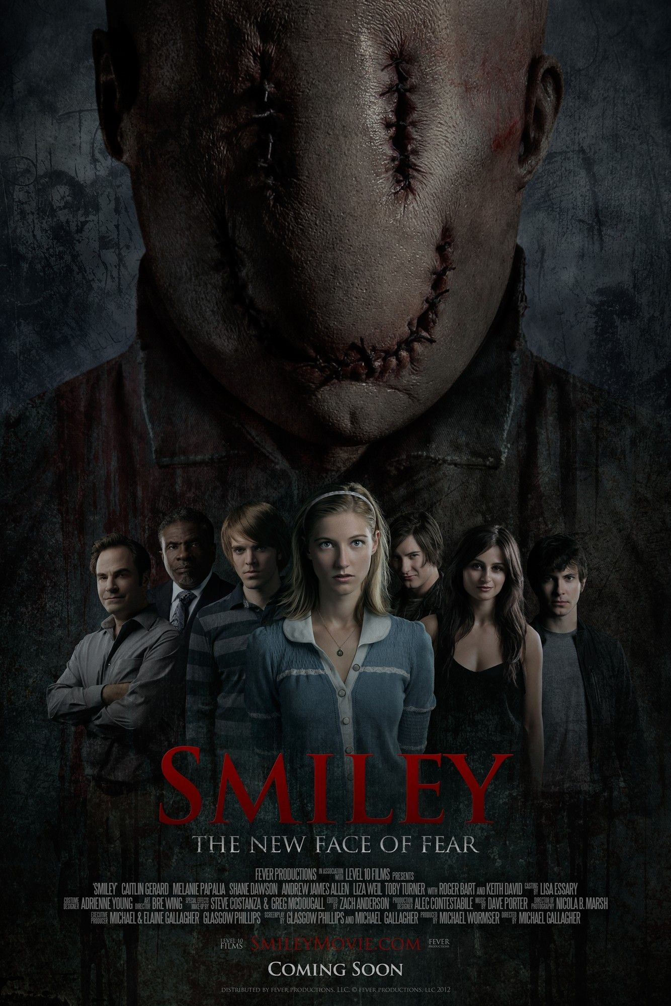 Poster of Fever Productions' Smiley (2012)