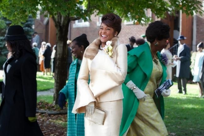 Whitney Houston stars as Emma in TriStar Pictures' Sparkle (2012)