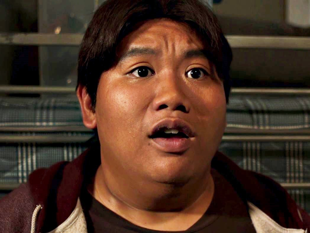 Jacob Batalon stars as Ned Leeds in Sony Pictures' Spider-Man: Homecoming (2017)