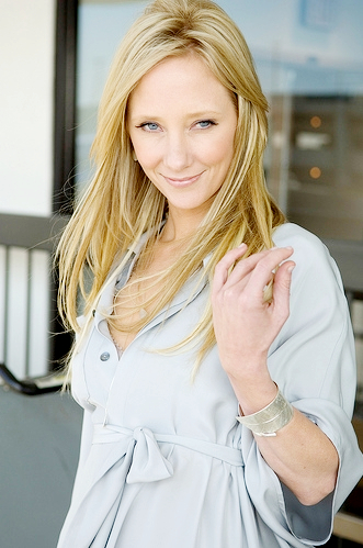 Anne Heche stars as Samantha in Anchor Bay Films' Spread (2009)