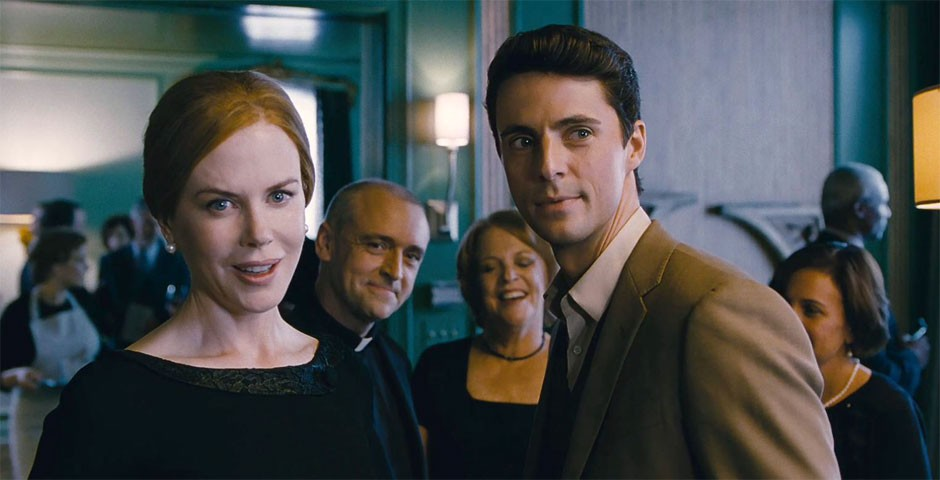 Nicole Kidman stars as Evelyn Stoker and Matthew Goode stars as Uncle Charlie Stoker in Fox Searchlight Pictures' Stoker (2013)