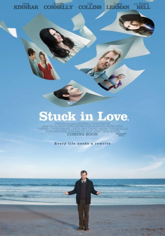 Poster of Millennium Entertainment's Stuck in Love (2013)