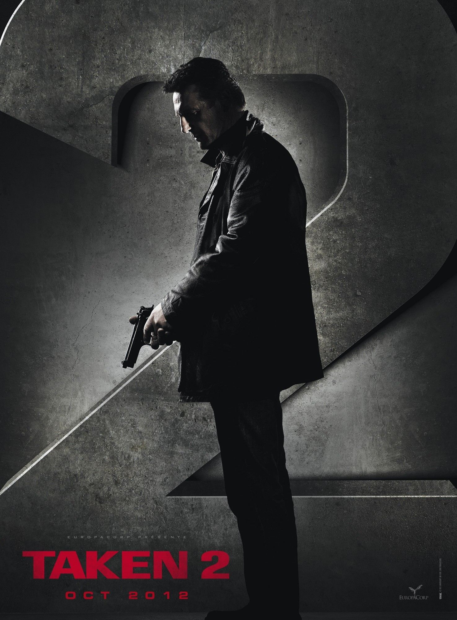 Poster of The 20th Century Fox's Taken 2 (2012)