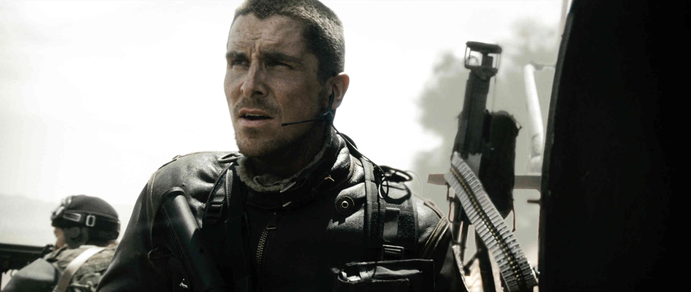 Christian Bale stars as John Connor in Warner Bros. Pictures' Terminator Salvation (2009)