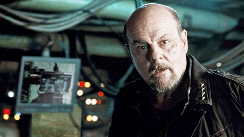 Michael Ironside stars as General Ashdown in Warner Bros. Pictures' Terminator Salvation (2009)