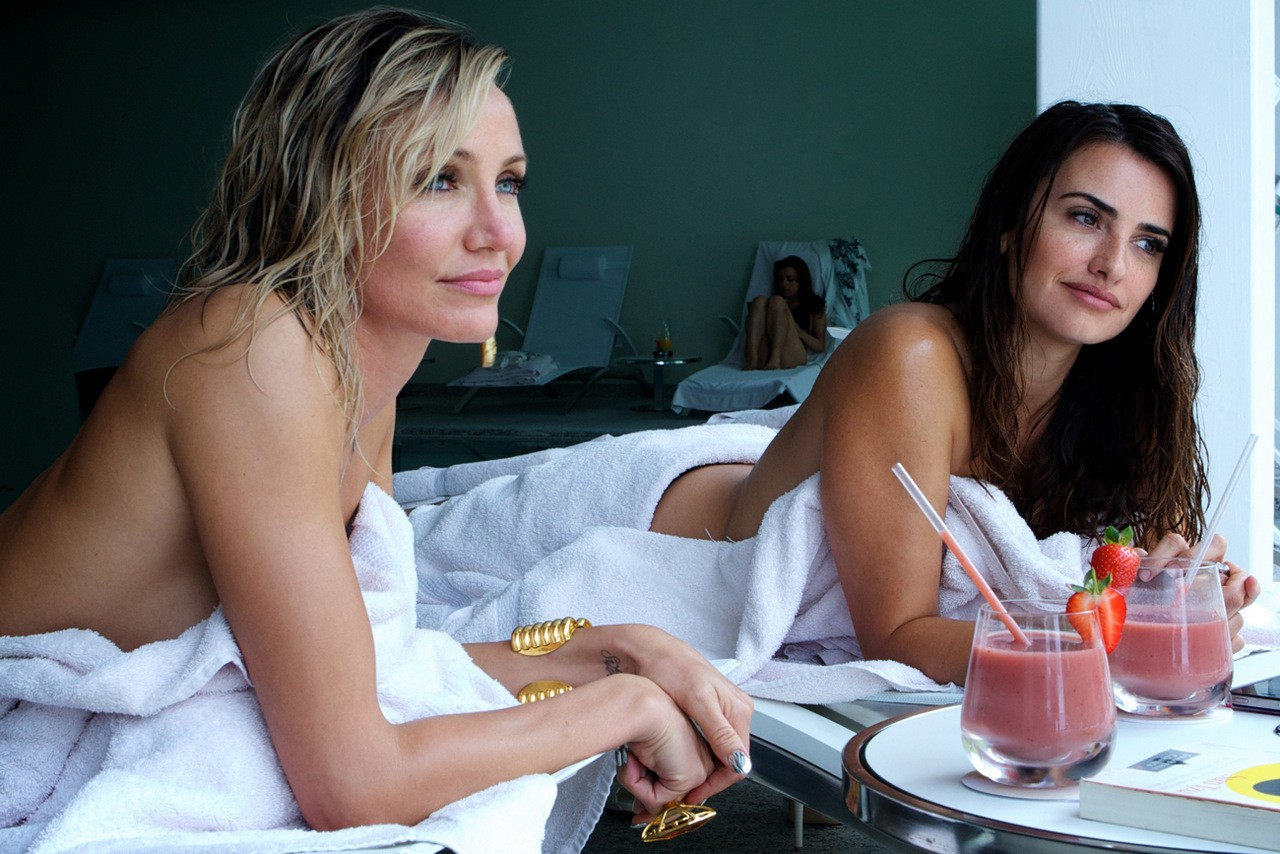 Cameron Diaz Stars As Malkina And Penelope Cruz Stars As Laura In 20th