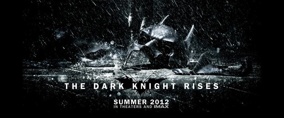 Poster of Warner Bros. Pictures' The Dark Knight Rises (2012)