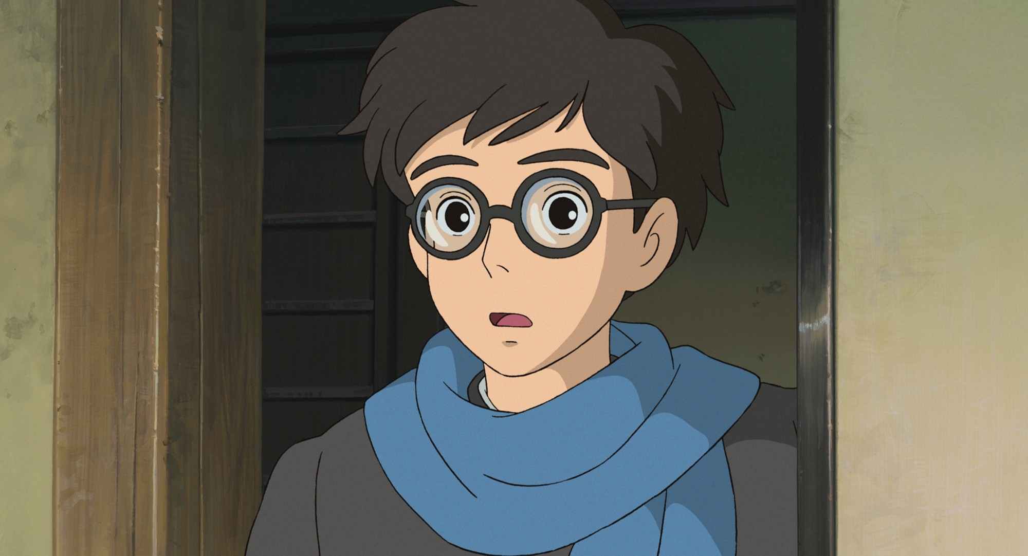 Jiro Horikoshi from Touchstone Pictures' The Wind Rises (2014)
