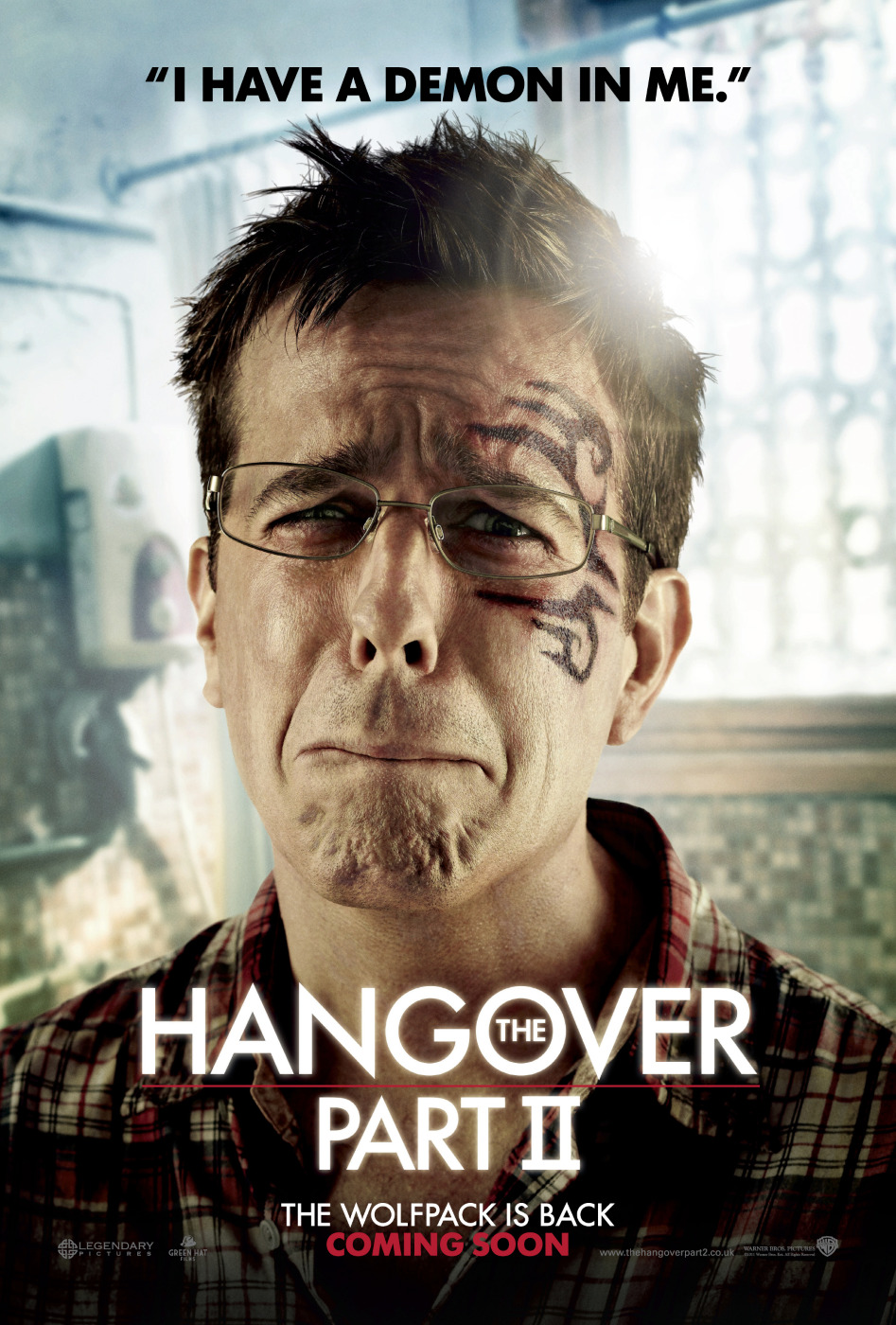 Poster of Warner Bros. Pictures' The Hangover Part II (2011)