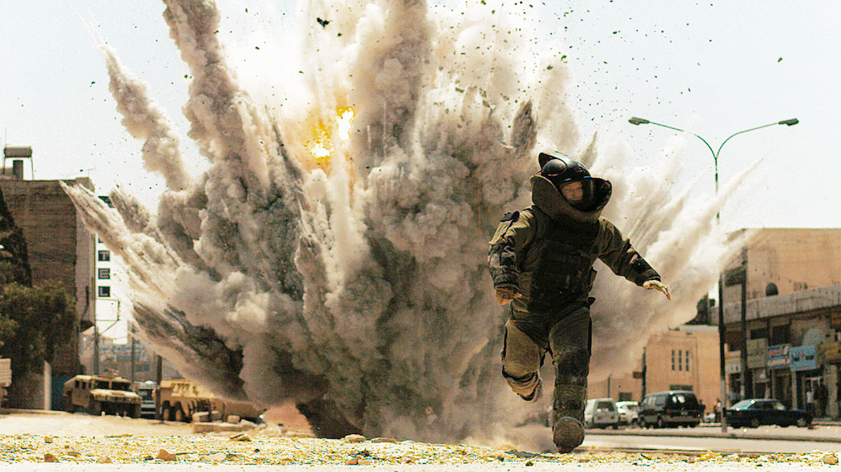 The Hurt Locker is easily one of the best films of 2009, ...