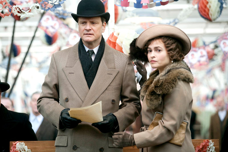 Colin Firth, Helena Bonham Carter