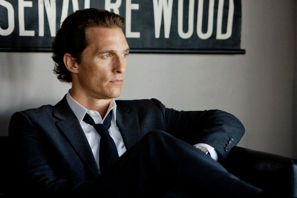 Matthew McConaughey stars as Mickey Haller in Lionsgate Films' The Lincoln Lawyer (2011)