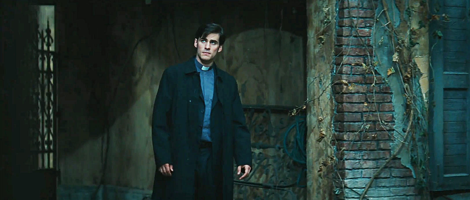 Colin O'Donoghue stars as Michael Kovak in Warner Bros. Pictures' The Rite (2011)