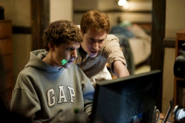 as Dustin Moskovitz in Columbia Pictures' The Social Network (2010)