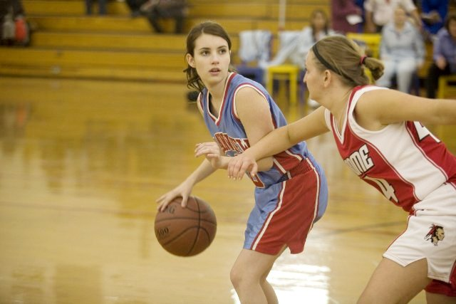 Emma Roberts stars as Abby in Lionsgate Films' The Winning Season (2010)