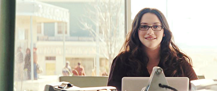 Kat Dennings stars as Darcy in Paramount Pictures' Thor (2011)
