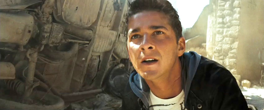 shia labeouf transformers revenge of the fallen. Shia LaBeouf stars as Sam