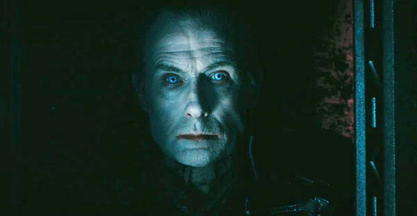 Bill Nighy stars as Viktor in Screen Gems' Underworld: Rise of the Lycans (2009)
