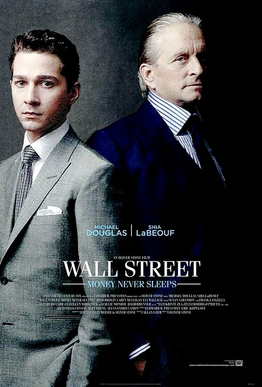 Poster of 20th Century Fox's Wall Street 2: Money Never Sleeps (2010)