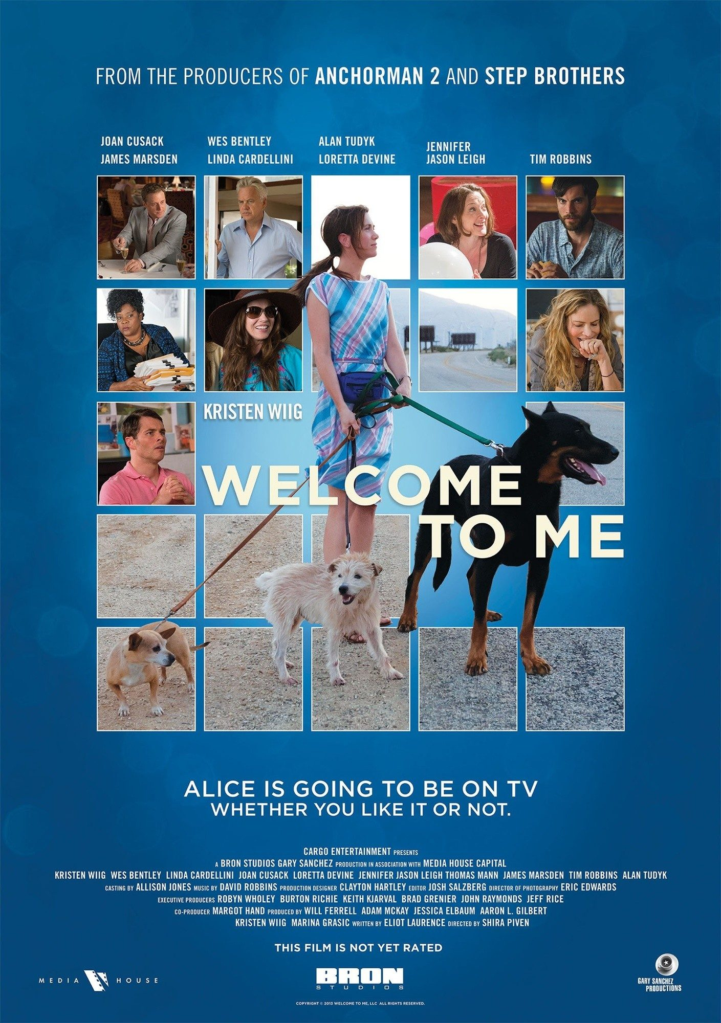 Poster of Alchemy's Welcome to Me (2015)
