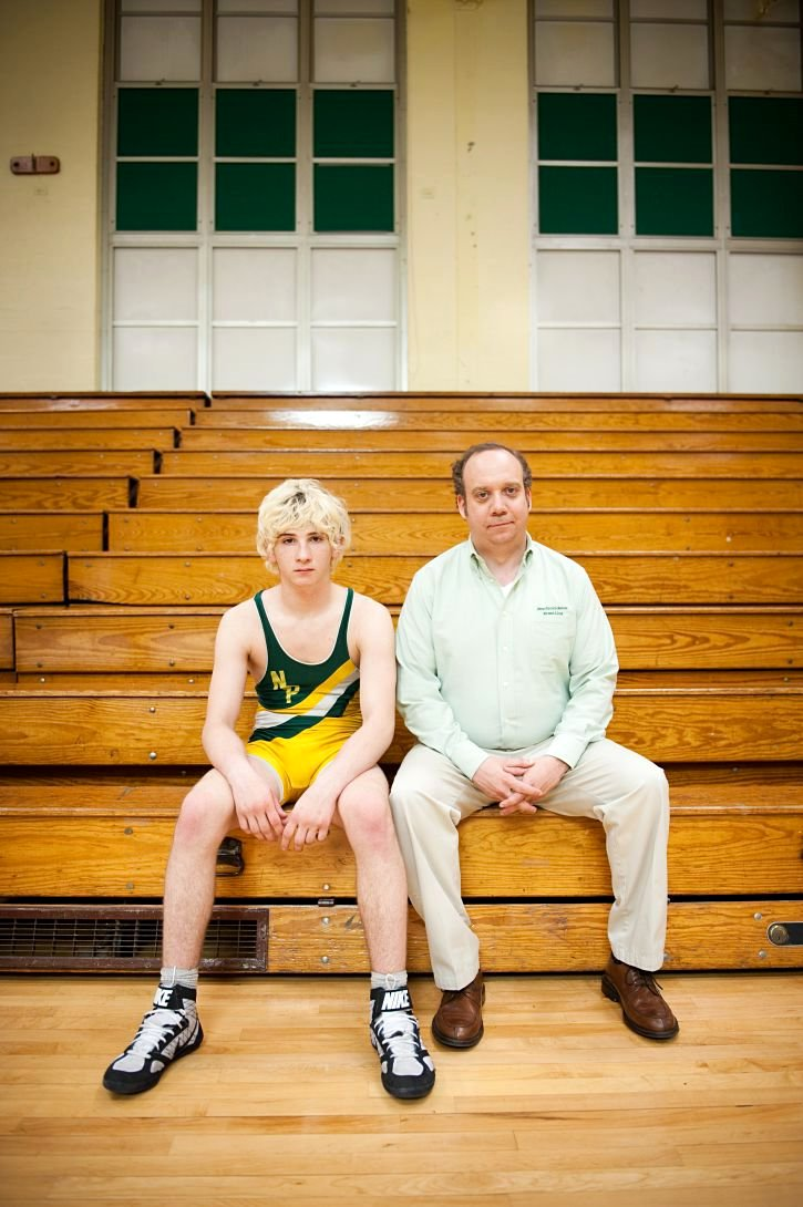 Alex Shaffer, Paul Giamatti