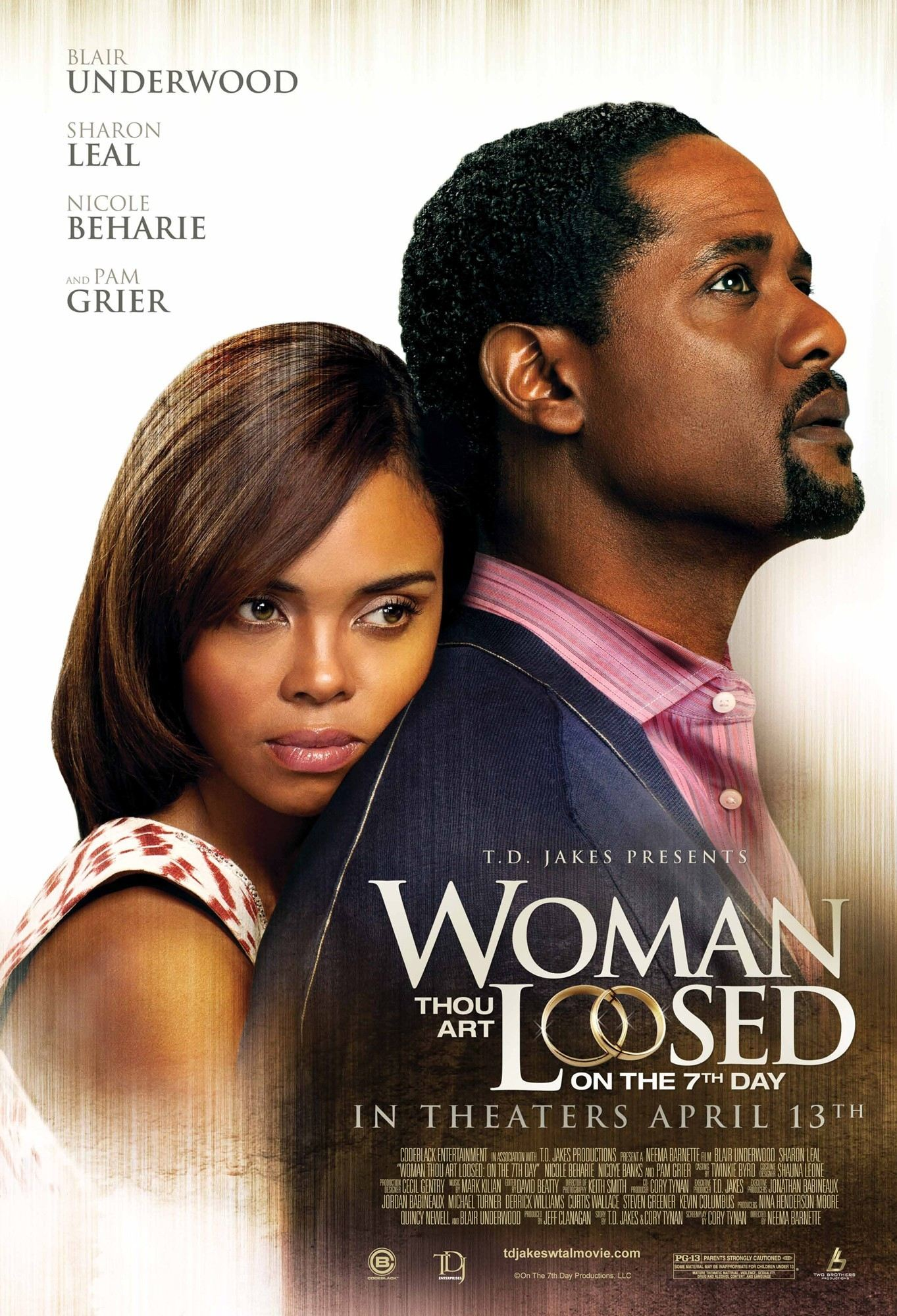 Woman Thou Art Loosed Movie