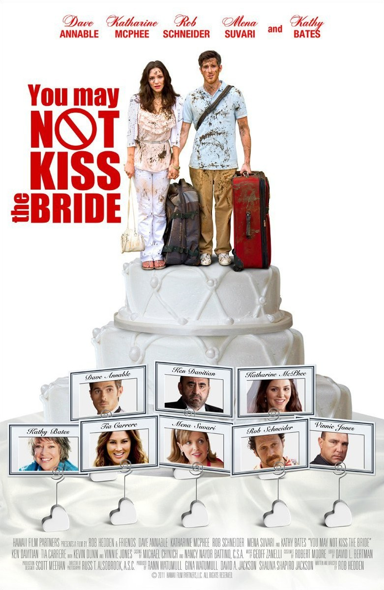 You May Not Kiss the Bride Legendado
