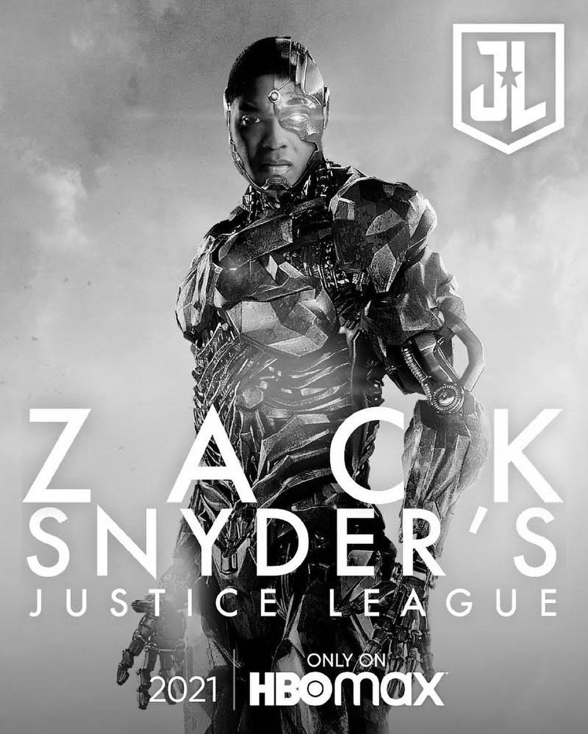 Poster of Zack Snyder's Justice League (2021)