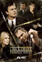 Law & Order: Criminal Intent Poster