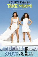 Kourtney and Kim Take Miami Poster