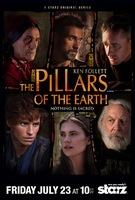 The Pillars of the Earth Poster