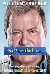 $#*! My Dad Says Poster