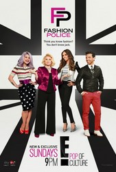 Fashion Police Poster