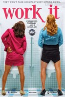Work It Poster
