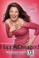 Happily Divorced Poster