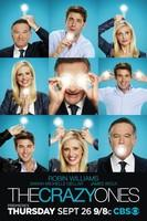 The Crazy Ones Poster