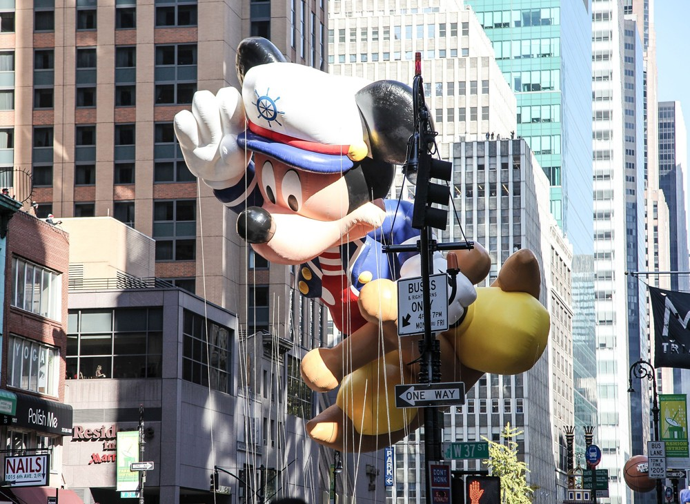 <br>86th Annual Macy's Thanksgiving Day Parade